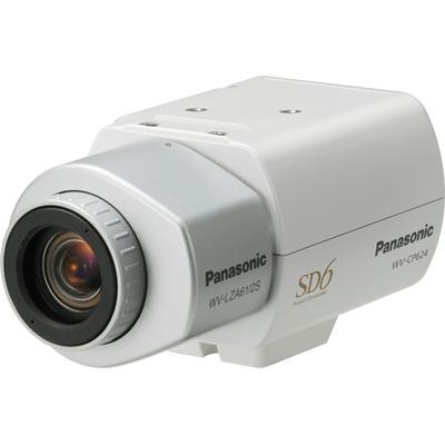 Panasonic WV-CP620 Beveiligingscamera - Wit