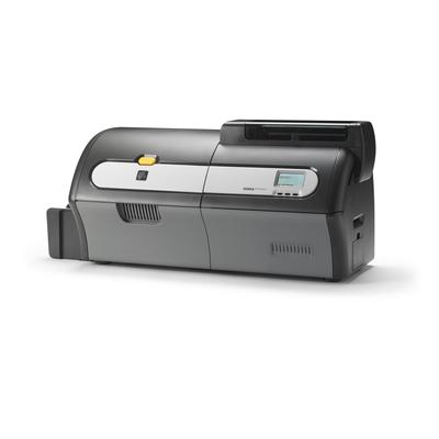 Zebra ZXP 7 Plastic kaart printer - Zwart