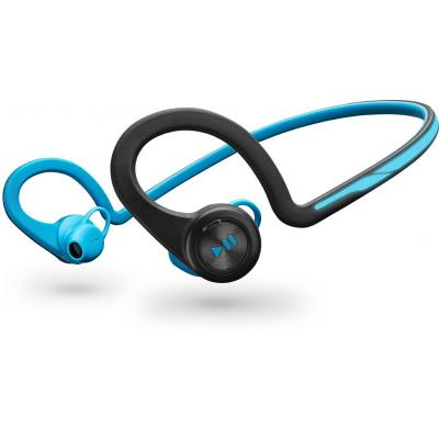Plantronics koptelefoon: BackBeat FIT - Zwart, Blauw