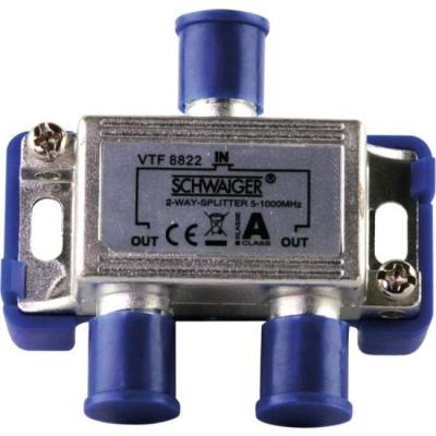 Schwaiger VTF8822241 kabel splitter of combiner