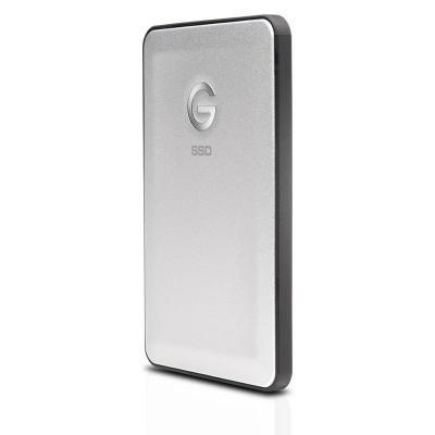 G-Technology G-DRIVE slim SSD USB-C - Zilver