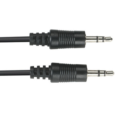 Black Box 3.5-mm - 3.5-mm, 15-ft - Zwart