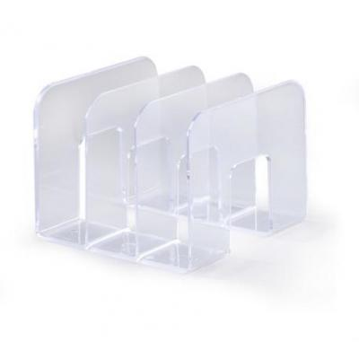 Durable CATALOGUE STAND TREND, transparent Sorteerder - Transparant
