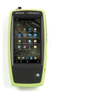 NetScout Systems LINKRUNNER G2 Netwerkkabel tester - Zwart, Groen