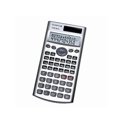 Olympia LCD 9210 Calculator - Zilver