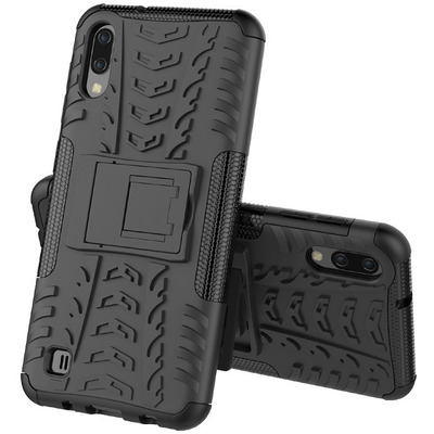 CoreParts MOBX-COVER-A10/M10-B Mobile phone case - Zwart