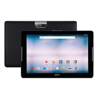 Acer tablet: Iconia B3-A30 - Zwart