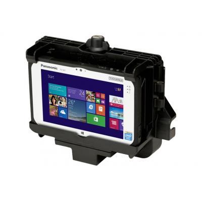 Panasonic FZ-M1 / FZ-B2 Value Vehicle Dock, Non-Electronic cradle, power supply not included, 1 x LAN, 2 x USB .....