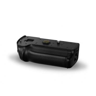 Panasonic digitale camera batterij greep: Battery Grip for the LUMIX GH5, Li-Ion, 1860 mAh - Zwart