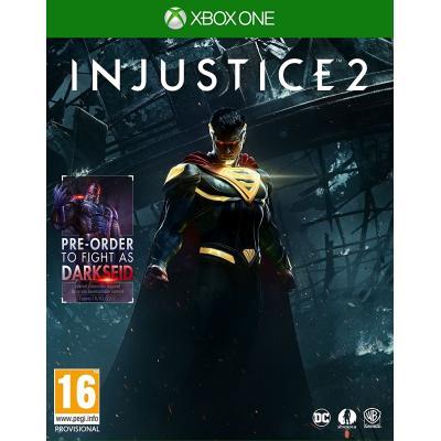 Warner bros game: Injustice 2  Xbox One