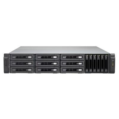 QNAP TVS-1582TU NAS - Zwart