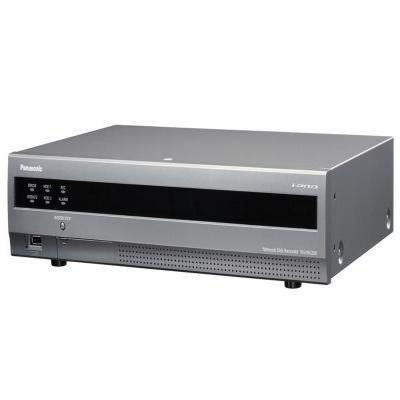 Panasonic WJ-NV200 3TB Digitale video recorder - Zwart, Grijs