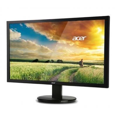 Acer monitor: K2 K242HQLCbid - Zwart