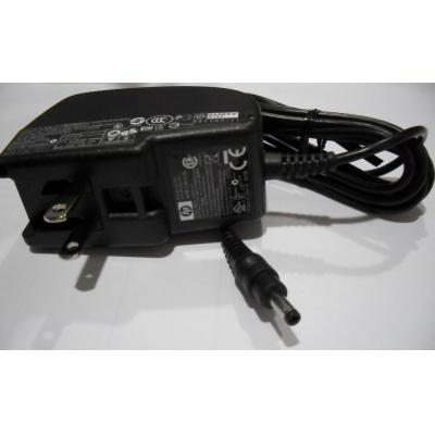 HP AC power adapter, 5V DC output, 4A (United States) netvoeding - Zwart