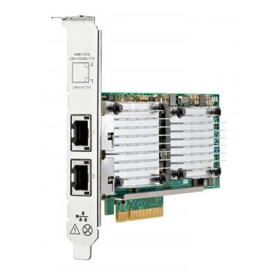 Hewlett Packard Enterprise 656596-B21-REFURB netwerkkaart