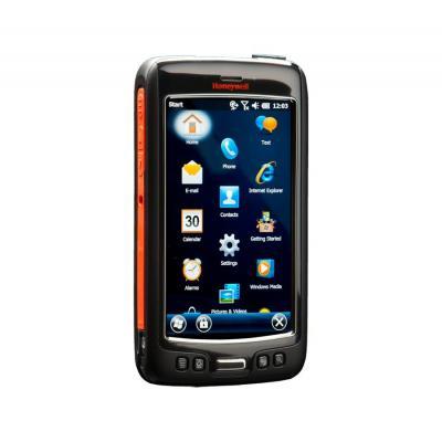 Honeywell PDA: Dolphin 70e - Zwart, Rood