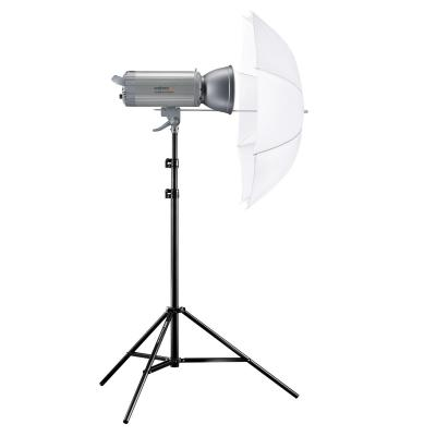 Walimex photo studio equipment set: VC 600 Excellence - Zwart, Wit