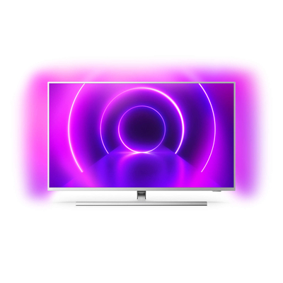 Philips 50PUS8535/12 Led-tv - Zilver