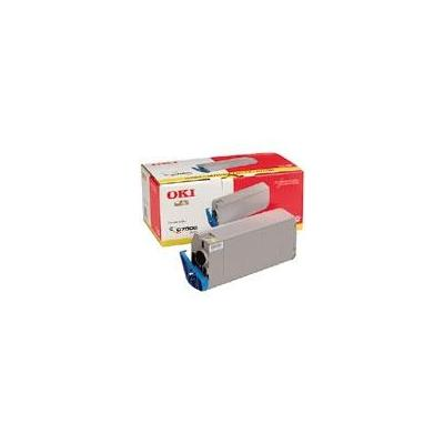 Yellow Toner Cartridge for Okipage C7200/C7400