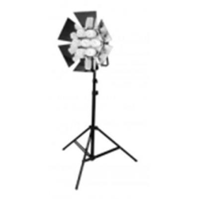 Walimex camera kit: 16311 - Zwart, Wit