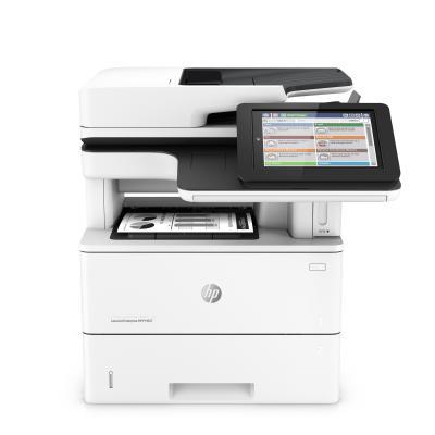 HP LaserJet Enterprise M527f Multifunctional - Zwart