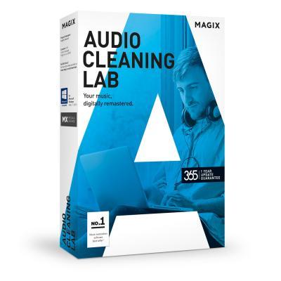 Magix audio software: Magix, Audio Cleaning Lab 2017