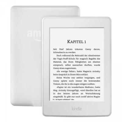 Amazon e-book reader: Kindle Paperwhite WiFi - Wit