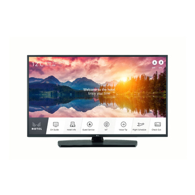 LG 43UT662H Led-tv - Zwart