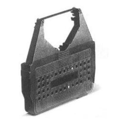 Olivetti 80672 - Ribbon, Nylon, Black Typmachinelint - Zwart