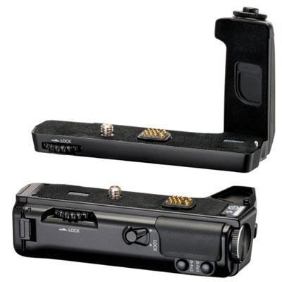 Olympus digitale camera batterij greep: HLD-6 - Zwart