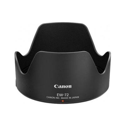 Canon lenskap: EW-72 - Zwart
