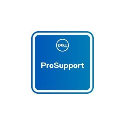 Dell garantie: 3Y Basic Onsite Service – 5Y ProSupport