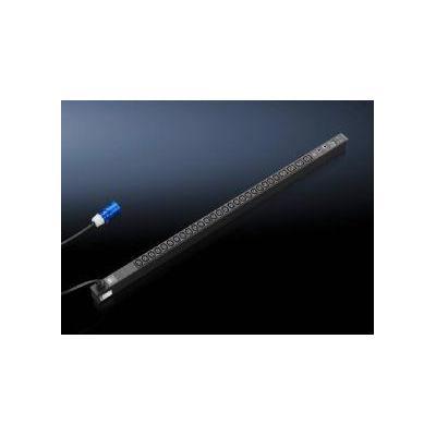 Rittal DK 7955.210 Energiedistributie - Zwart
