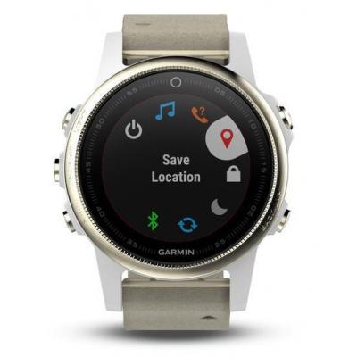 Garmin smartwatch: fēnix 5S