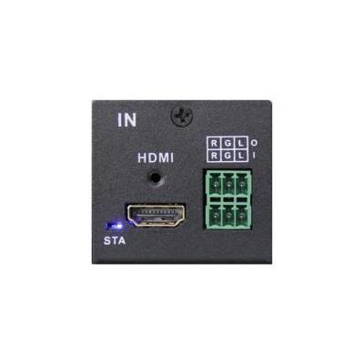 Kindermann Input Card, 1xHDMI, Multimatrix 8 AV extender - Zwart