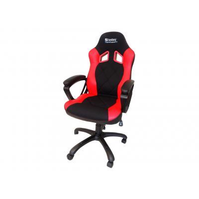 Sandberg stoel: Warrior Gaming Chair