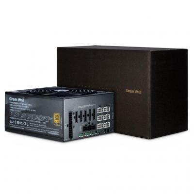 Inter-Tech M1200 Power supply unit - Zwart