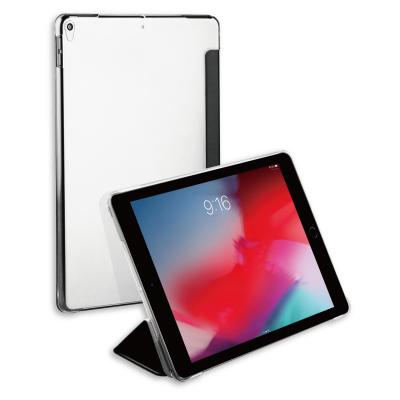 BeHello iPad 10.5 (2019), Folio, Black/Grey Tablet case - Zwart, Grijs