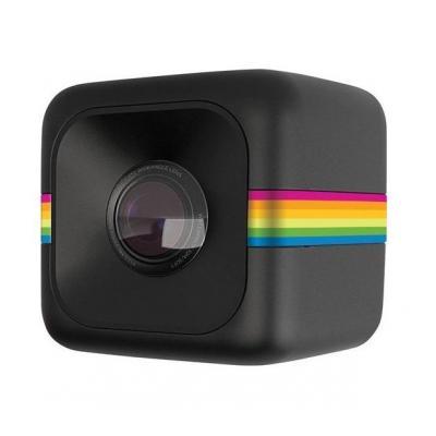 Polaroid actiesport camera: CUBE+ - Zwart
