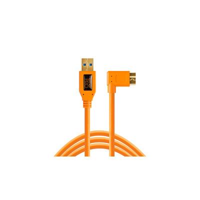 Tether Tools CU61RT15-ORG USB kabel