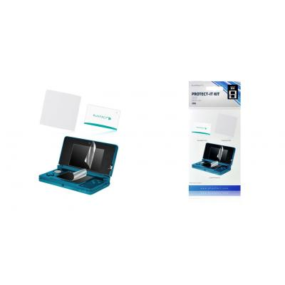 Playfect spel accessoire: Protect-it Kit for 3DS - 3in1