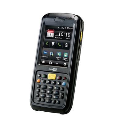 CipherLab CP60 - QWERTY PDA - Zwart