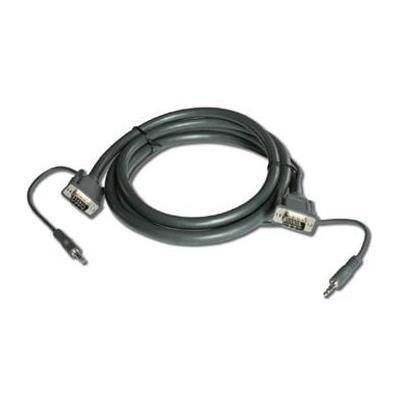 Kramer Electronics C-GMA/GMA-50 VGA kabel  - Zwart