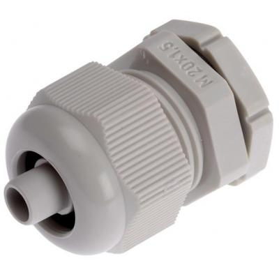 Axis kabelwartel: Cable gland A M20x1.5 RJ45, 5pcs - Wit