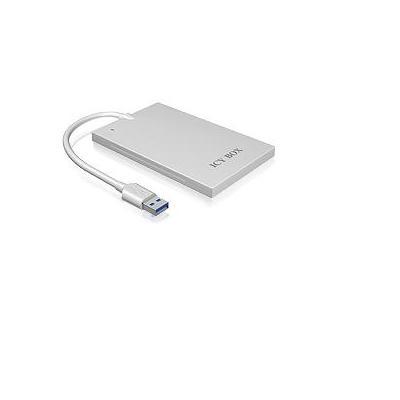Icy box : IB-AC6033-U3 - Aluminium