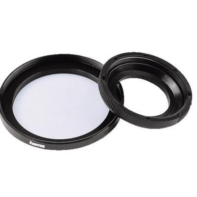 Hama 00010452 Lens adapter - Zwart
