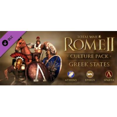 Sega : Total War: ROME II - Greek States