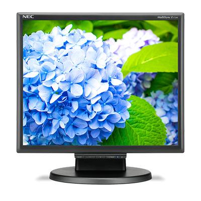 NEC MultiSync E172M Monitor - Zwart