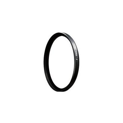B+w camera filter: 49ES CLEAR UV HAZE (010) - Zwart