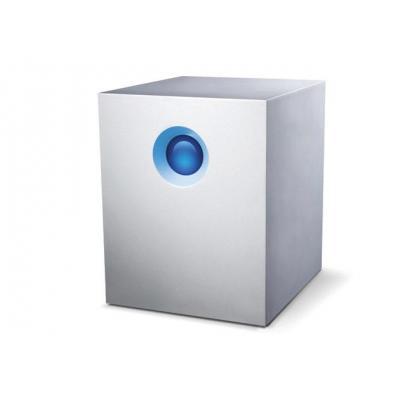 LaCie NAS: 5big NAS Pro 20TB - Aluminium